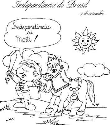 September 7th is Brasil's Independence Day! * 7 de